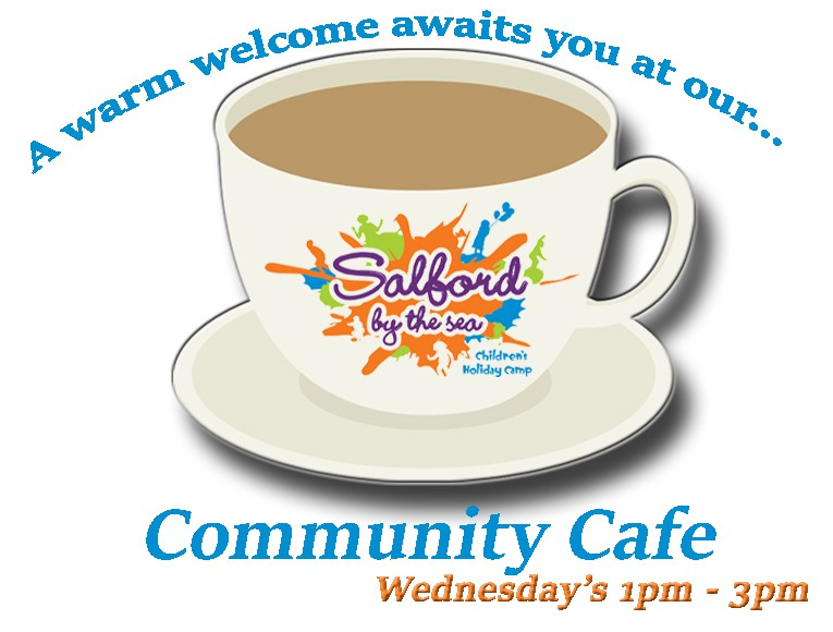 Community Café now open